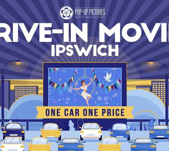 Summer Drive-In Movies 16th July