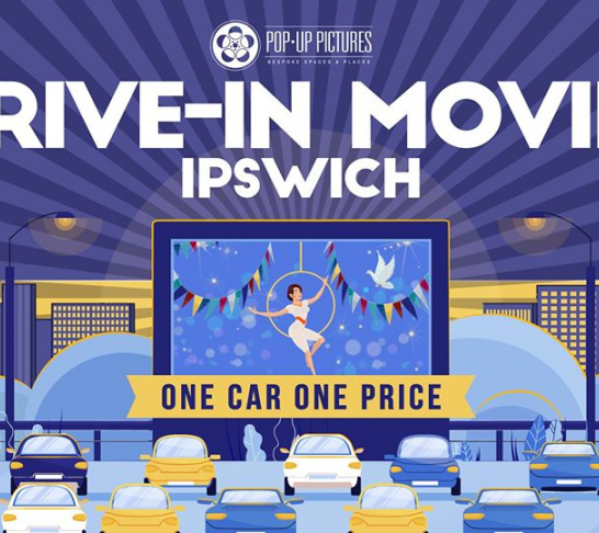 Summer Drive-In Movies 18th July