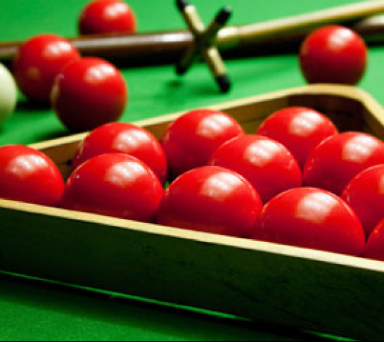 National Snooker final
