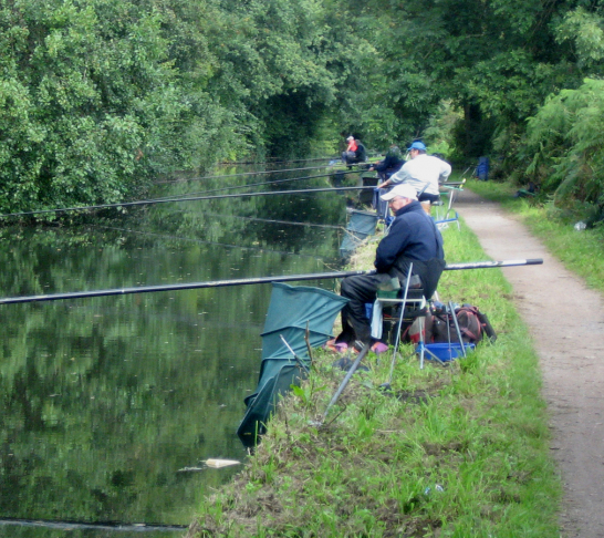 North West Coarse Angling Regional Qualifier