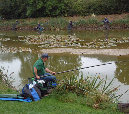 Wales Coarse Angling Regional Qualifier