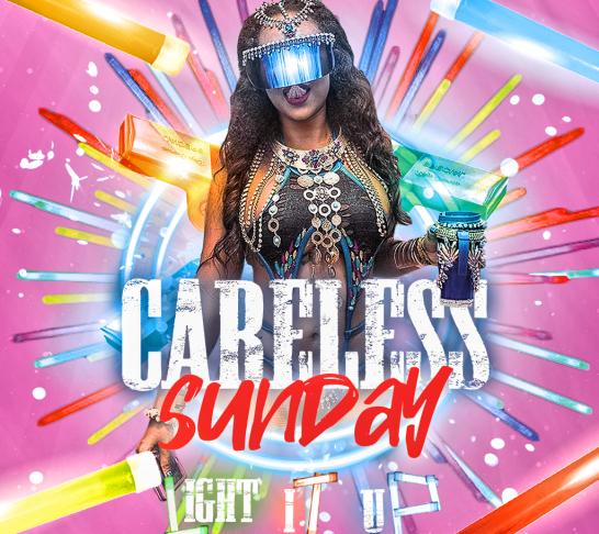 Careless Sunday - Featuring 'The Heatwave'