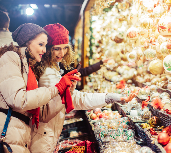 Peterbourgh Area | Bath, Chippenham & Oxford Xmas Shopping Weekend