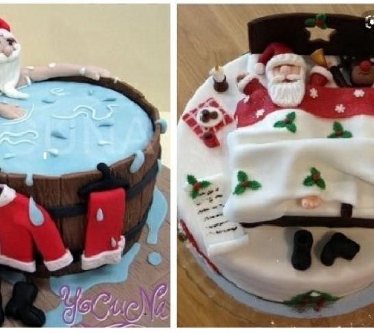 S Yorkshire Area | Christmas Cake Decoration workshop