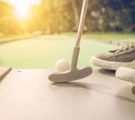 Cotswold Area | Sherdons Golf Centre