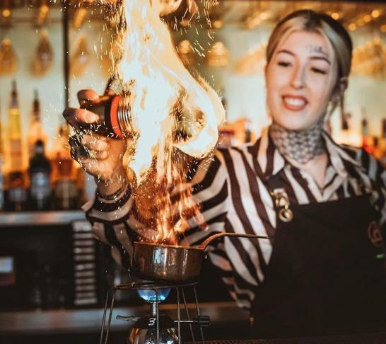 London | Cocktail Masterclass