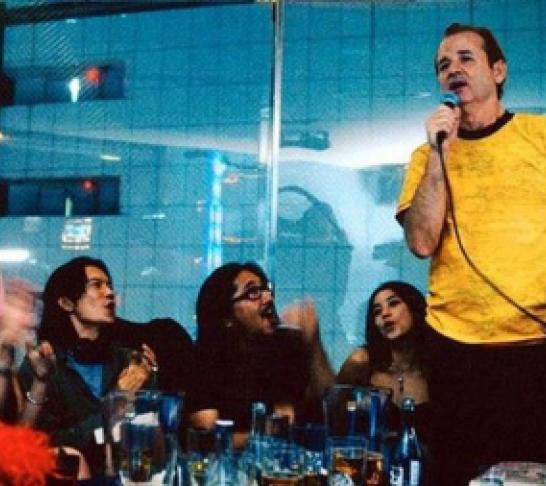Thursday's Late Night Material Jam @ The Bill Murray