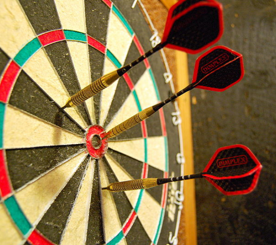 London Regional Darts Qualifier