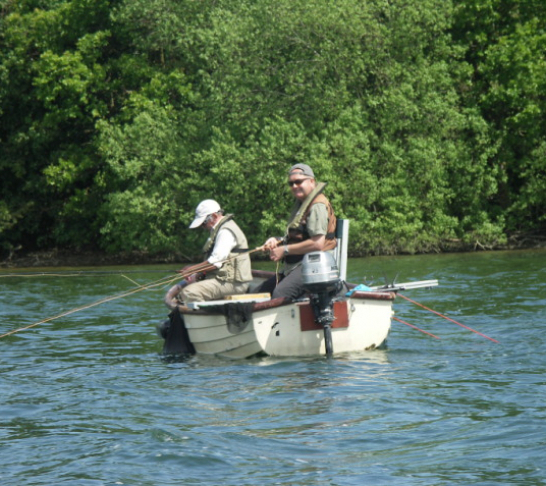 Wales Game (Fly Boat) Angling Qualifier