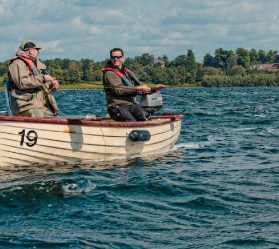 Merseyside Area   Fly Fishing Competition