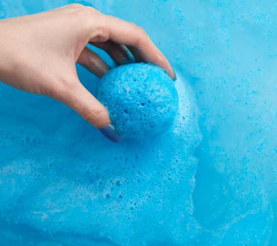 Virtual Event | Make your own bath bombs workshop