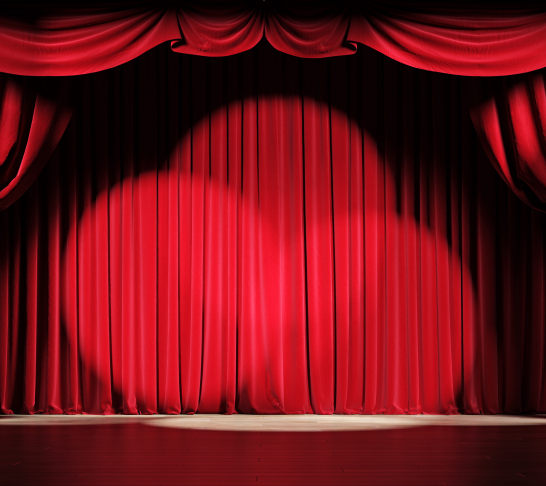 Virtual Event | London | 'All The World's A Stage!' - History of British Theatre