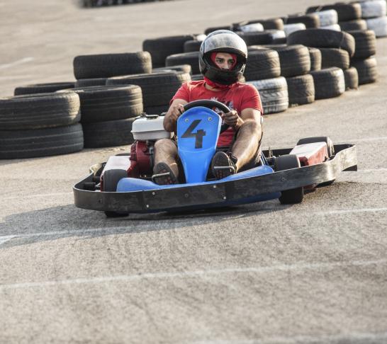 CSSC Karting at Teeside Autodrome