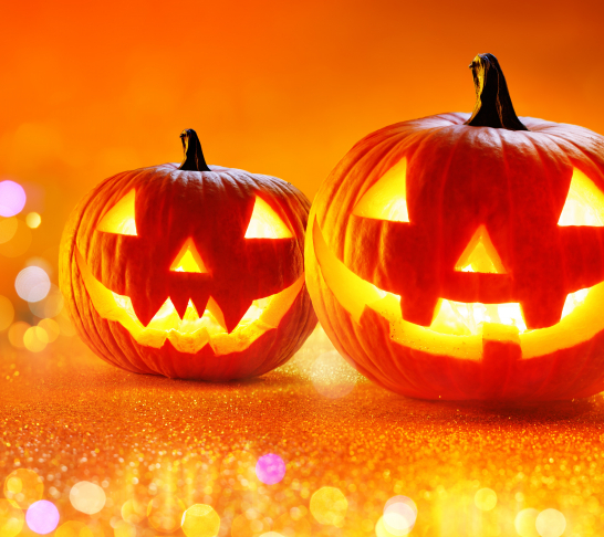 Halloween at Home with CSSC