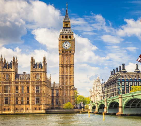 Telford and District | London Weekend Break from Telford - 3 Days / 2 Nights