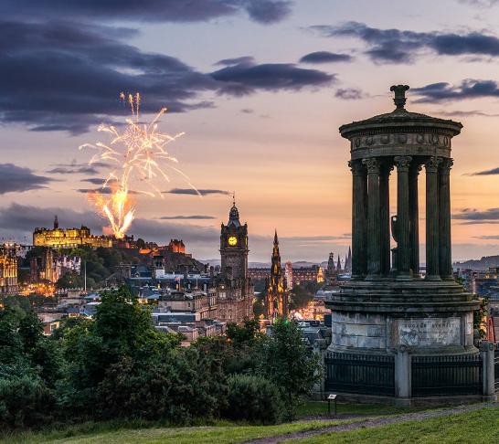 Expressions of Interest - Edinburgh Festival and Tattoo 2020