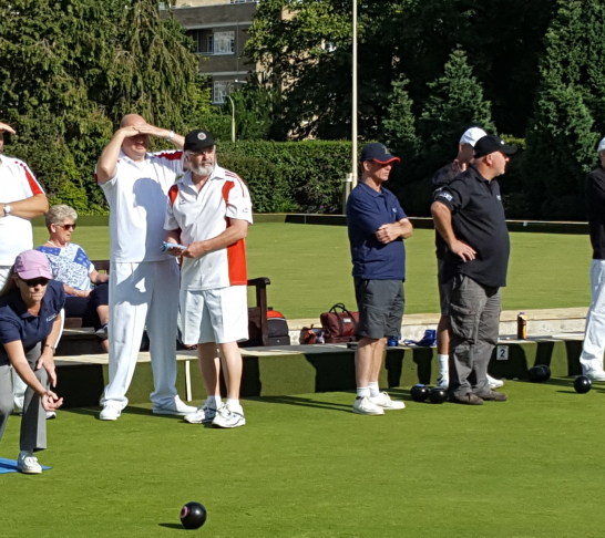 Civil Service Bowls Special Match