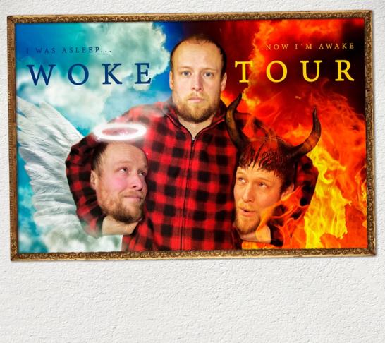 Owen Colgan: Woke Tour