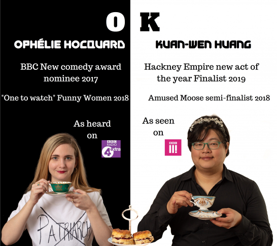 Ophelie Hocquard & Kuan-wen Huang: It's All Going To Be O.K.