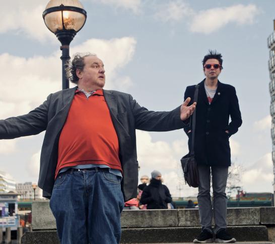 Ed & Joz's Heist Movie: World Premiere Screening