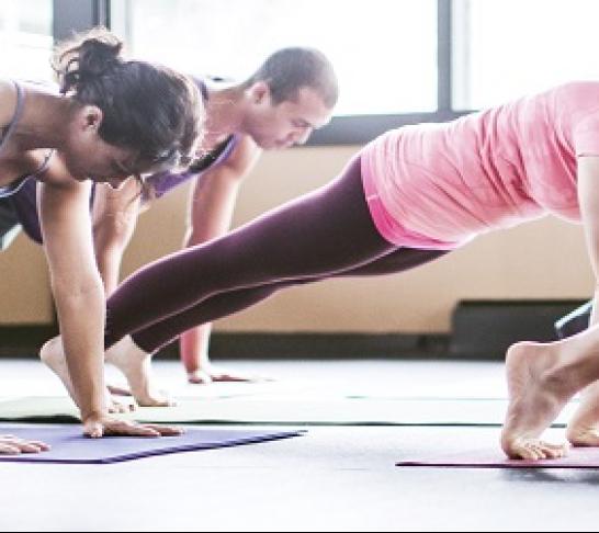 **CANCELLED** National | Yoga Retreat with Short Walks Derbyshire