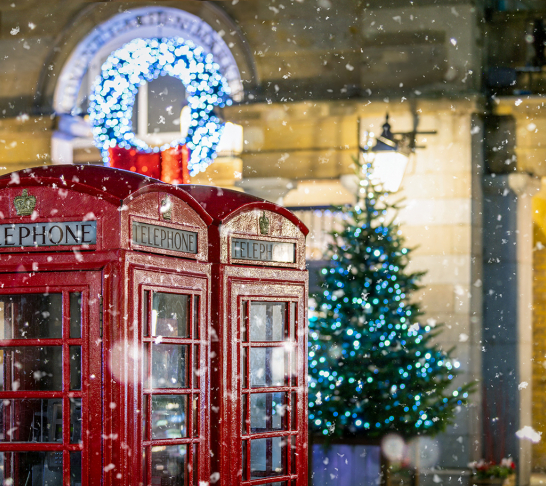 Newport Area   Christmas London Weekend