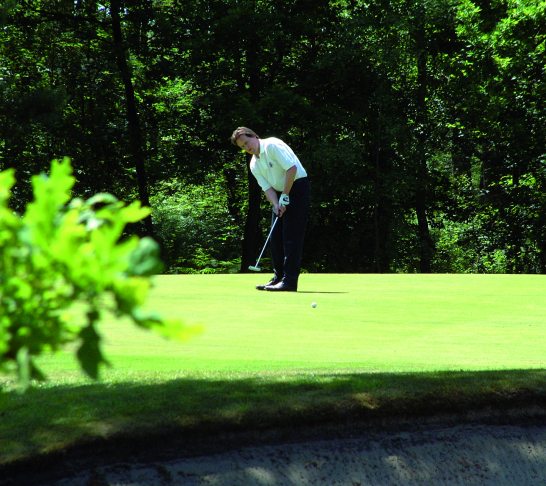 Cumbria Area | Golf Stableford 18 holes Competition