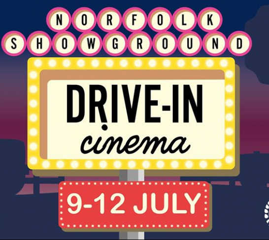 Summer Drive-In Movies 12th July