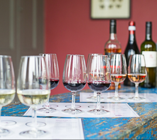 ThirtyFifty Wine Tasting Experience