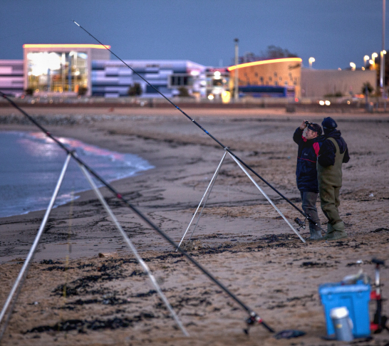Wales Regional Shore Angling