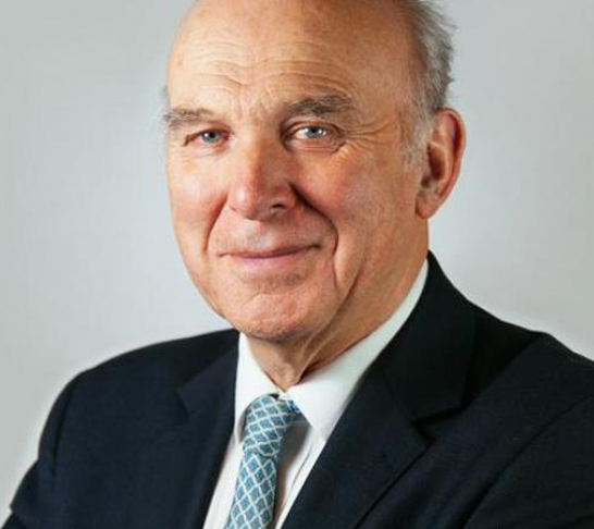 Virtual Event | Vince Cable: Money and Power
