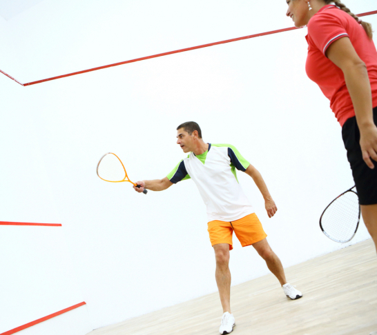 National Squash Singles Championships