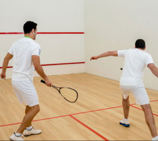 **CANCELLED** Squash Masters Tournament