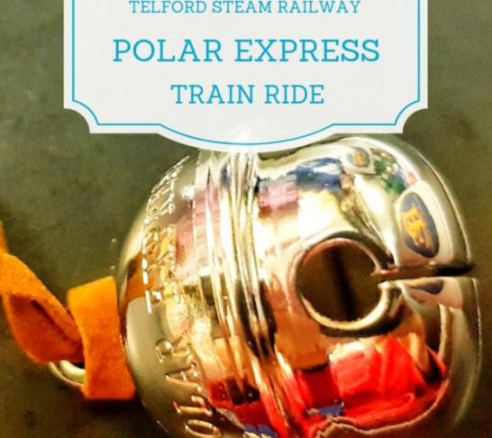 Telford & District Area | The Polar Express Train Ride