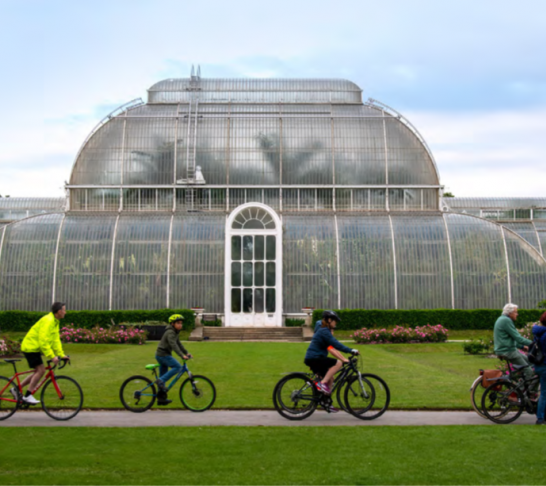 Kew Summer Cycle Event