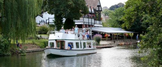 Bath River Cruise
