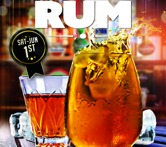 Responsibly Drinking Rum - The Bring Your Own Alcohol Party