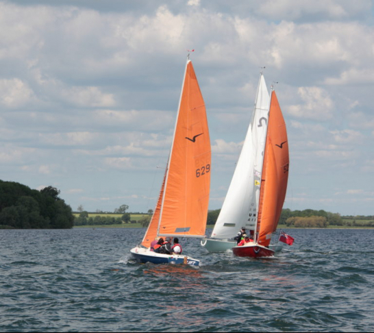 Rutland Civil Service Sailing Club Taster