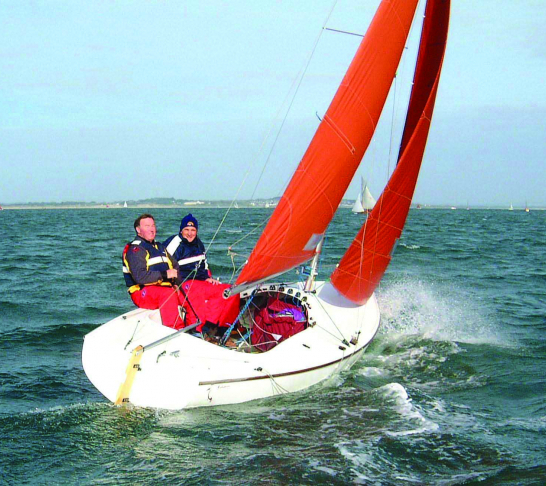 Rutland Civil Service Sailing Club Taster 6 September 2019