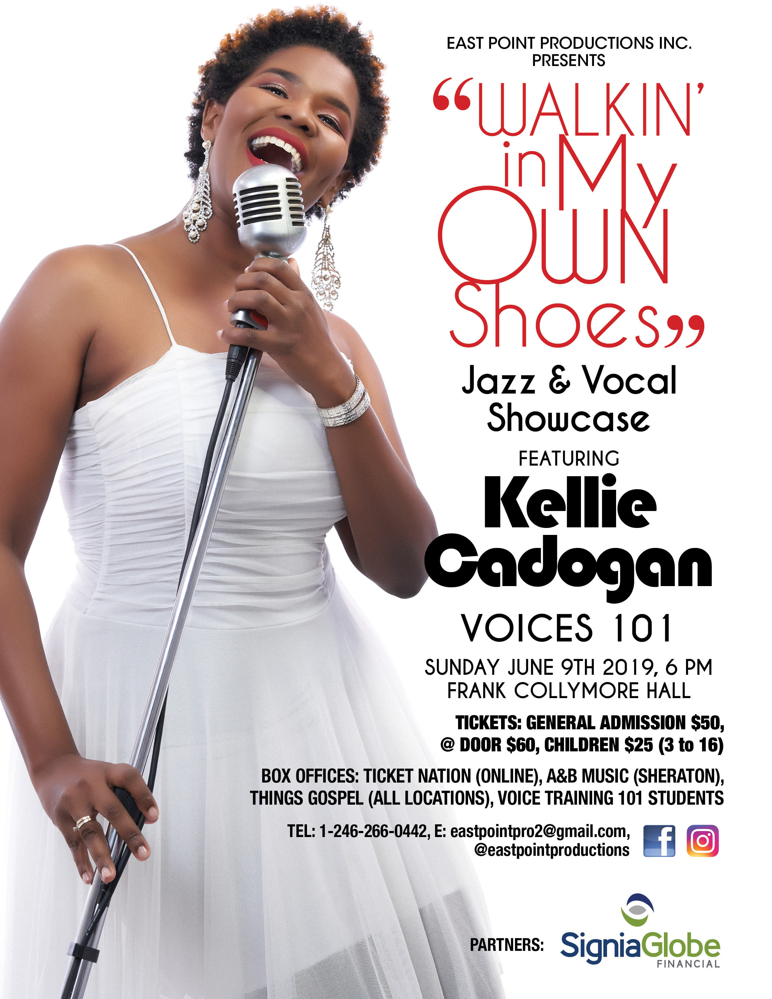 Jazz Vocal Showcase