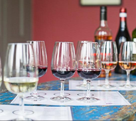 North West Region | Virtual Wine Tasting