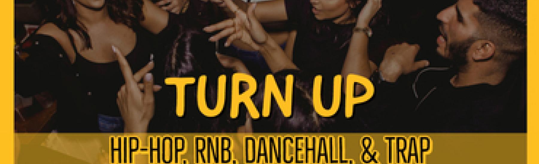 Turn Up South - Hip-Hop, RnB & Bashment
