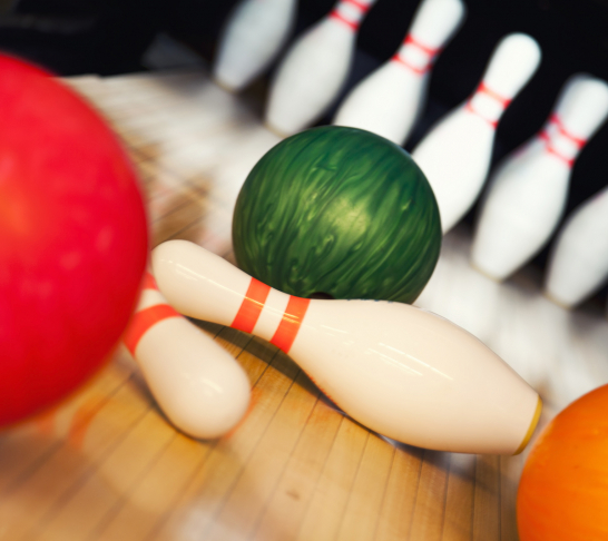 10 Pin Bowling, Hollywood Bowl, Rochester