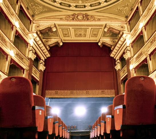 North West Region | Central & East Lancs Theatre | Les Miserables