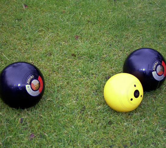 Crown Green Bowls Open Mixed Pairs Tournament