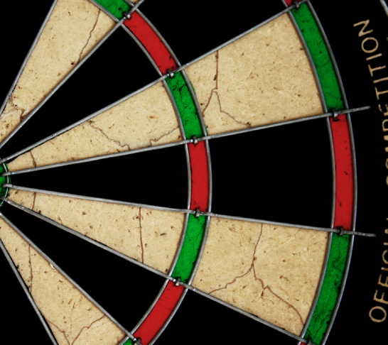 Darts Evening at Bowls Clubhouse