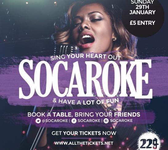 SOCAROKE | SOLD OUT