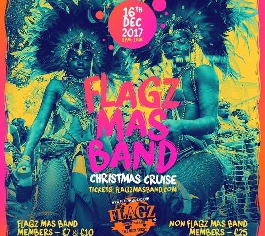 Flagz Mas Band Christmas Cruise