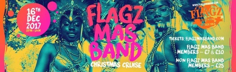 Flagz Mas Band Christmas Cruise