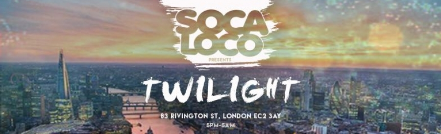 Soca Loco - Twilight